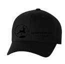 HJGK Flexfit cap Full logo In-tone