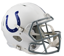 Indianapolis Colts Speed Replica Helmet