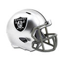 Oakland Raiders Micro Speed Helmet