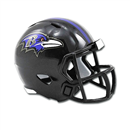 Baltimore Ravens Micro Speed Helmet