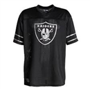 Oakland Raiders - NFL Oversized Mesh T-Shirt