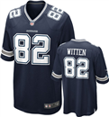 Dallas Cowboys - J. Witten #82 Away Jersey