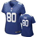 New York Giants - V. Cruz #80 Woman Jersey