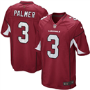 Arizona Cardinals - C. Palmer #3 Home Jersey