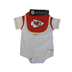Kansas City Chiefs - Infant Bib & Bootie Set
