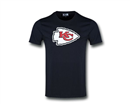 Kansas City Chiefs - New Era Logo T-Shirt