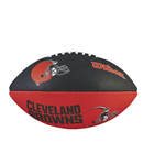 Cleveland Browns Wilson F1523 Team Logo Pee Wee