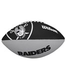 Oakland Raiders Wilson WTF1534XB NFL Junior